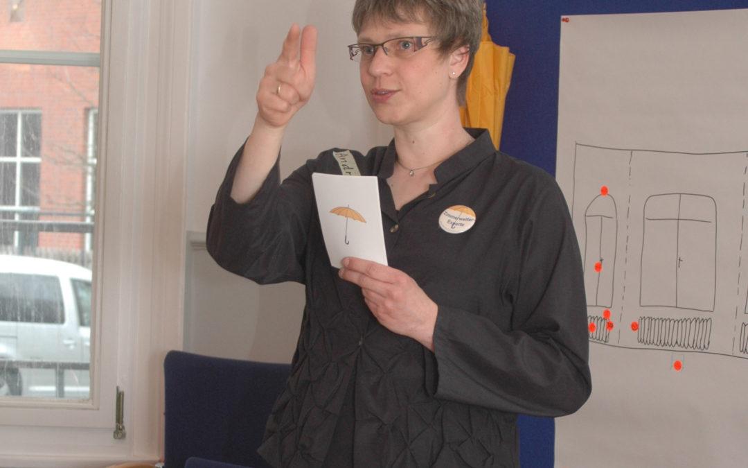 """Kommunikationsworkshop """"Präsentation und Unterricht"""""""
