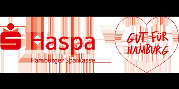 Unterstützung von der Haspa