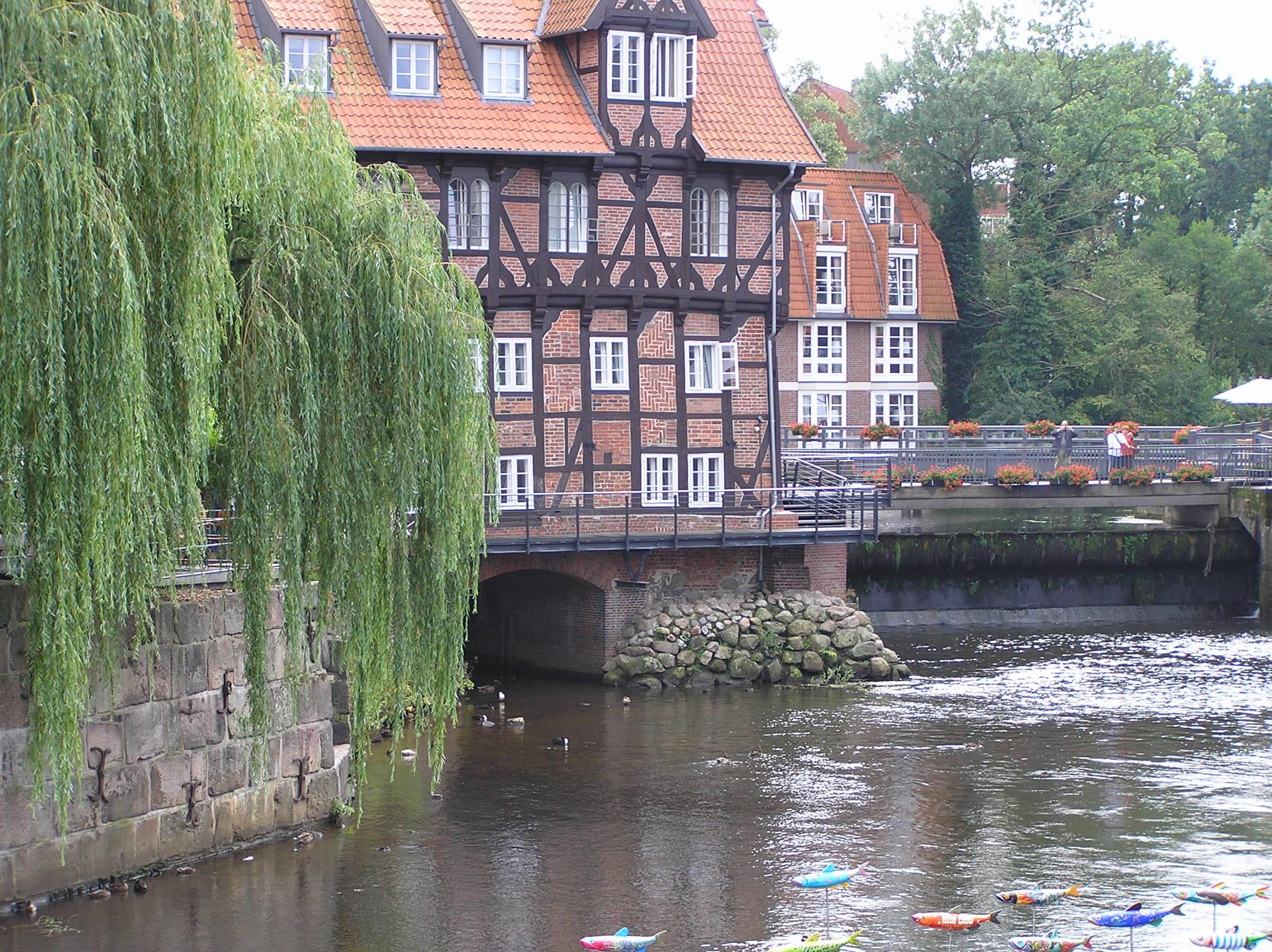 Aktuelles Wetter Lüneburg