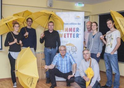 Zimmerwetter-Profis 2015