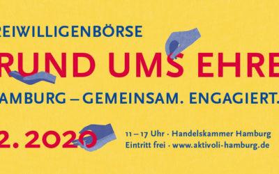 21. Aktivoli Freiwilligenbörse in Hamburg