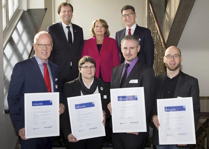 SIGNAL IDUNA Umwelt- und Gesundheitspreis der Handwerkskammer Hamburg